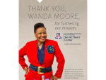 Wanda Moore Thank You AD