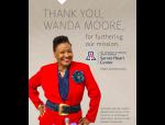 Wanda Moore Thank You AD