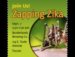 Zapping Zika Social Media Graphic